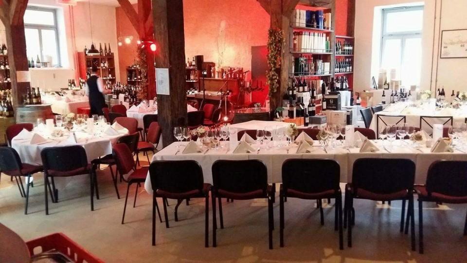 Feiern im Weinkontor Sinzing