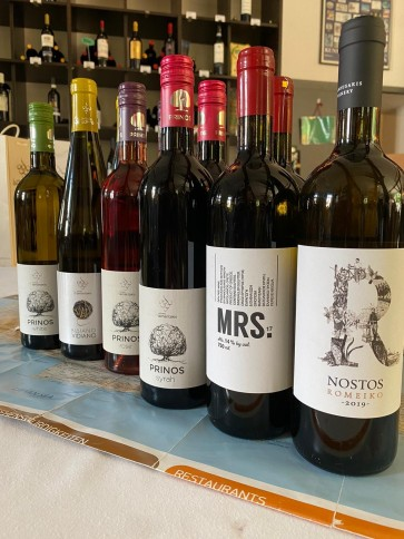 Weinkontor Sinzing Weinpaket Kreta Reif für die Insel XYZ35-34