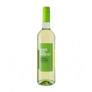 Weinkontor Sinzing 2020 Ohne viel Worte Grüner Silvaner QbA trocken D0006-20