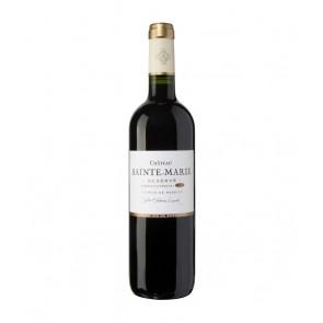 Weinkontor Sinzing 2018 Chât. St. Marie, Bordeaux Superieur AC F1061-20