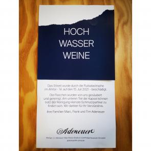 Weinkontor Sinzing AHR 6 Deutscher Qualitäts-Likörwein FLUTWEIN D212-20