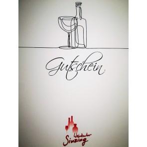 Weinkontor Sinzing JOUR FIXE Gutschein XYZ24-20