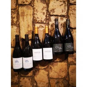 Weinkontor Sinzing Rotweinpaket Frankreich XYZ15-20