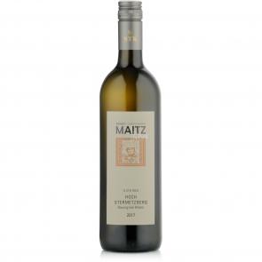 Weinkontor Sinzing 2017 Sauvignon Blanc Hochstermetzberg, Große STK O1155-20